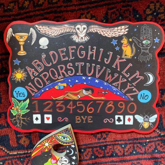 Small Spirit Board