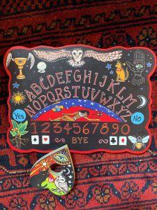spirit boards used for divination