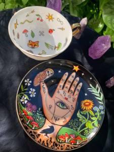 destiny teacup and saucer set
